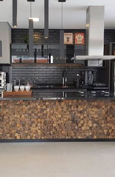Trendy Home Word Decor Small Spaces Ideas Urban House, Best Kitchen Design, Outdoor Living Rooms, Living Spaces, Exterior Remodel, Garage Exterior, Garage Remodel, Trendy Home, Decorating Small Spaces