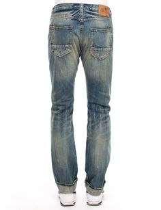 Barracuda - Selvedge 13.75 Oz. 5 Year Wash - Jeans - Prps