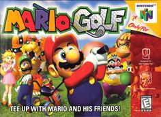 Mario Golf is a game for the Nintendo 64 that was developed by Camelot, a games studio especially famous for making the Golden Sun series. Mario Golf was published by Nintendo and released in 1999 worldwide. Balanced Mario, Luigi