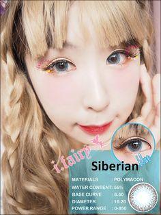 I.Fairy Siberian Grey Circle Lens to accentuate your beautiful eyes #ifairycon #ifairy #circlelens #icodi #colorlens #gyaru #ulzzang #eye #makeup #bigeyes #korean #celebrity #fairykei #japan #koreanproduct #japanese #harajuku #cute #pretty #eyemakeup #doll #dollmakeup #kawaii #lolita #contactlens #colorcontactlens #tokyofashion
