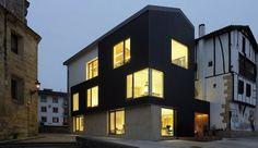 4 Storey House in Usurbil