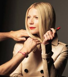 #Gwyneth Paltrow   #Max #Factor