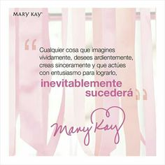 Inspiración #MaryKay ¡Feliz y productivo Miércoles! Mary Kay México, Mary Kay Ash Quotes, Timewise Miracle Set, Imagenes Mary Kay, Mary Kay Cosmetics, Lush Products, Beauty Products, Image Skincare, Beauty Consultant