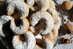 Doughnut, Food And Drink, Cookies, Recipes, Fit, Gourd, Bakken, Crack Crackers, Shape