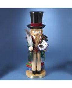 Steinbach Charles Dickens 200th Birthday Nutcracker
