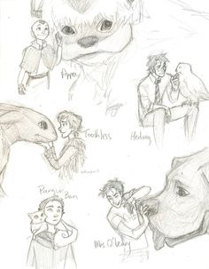 Love these!!! Especially Percy!!!