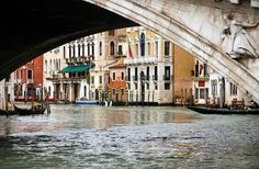 Completely lost I wander the alley ways (streets) in Venice which at times are barely wider than my shoulders. Dead ends where all I'm faced