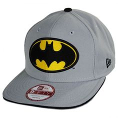 New Era DC Comics Batman 9Fifty Hero Sandwich Snapback Baseball Cap