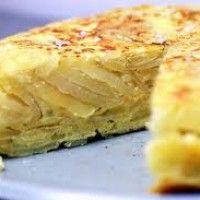 Spanish Tortilla : Halogen Oven Recipes