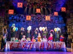 For Theatre Geeks Everywhere Matilda Broadway, Super Secret, Musicals, Blogging, Geek Stuff, Scene, Theatre, Wordpress, Fun