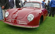 Porsche 356 2 Coupe 1949 Maintenance/restoration of old/vintage vehicles: the material for new cogs/casters/gears/pads could be cast polyamide which I (Cast polyamide) can produce. My contact: tatjana.alic@windowslive.com