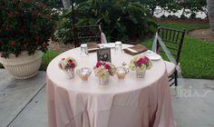 0027 #sweethearttable #triasflowers #weddings #events #flowers #elegant #miami www.triasevents.com
