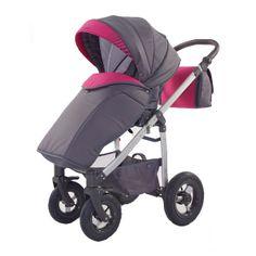 Kočárek Jumper Light plastová korbička, růžová Baby Strollers, Jumper, Aqua, Children, Grey, Fabric, Pink, Baby Prams, Young Children