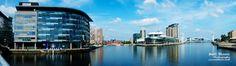 BBC Media City Manchester by Matt Blonc on 500px