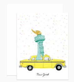 Taxi with Liberty
