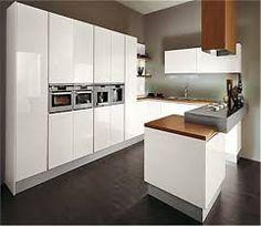 high gloss kitchen cabinet的圖片搜尋結果