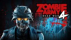 A newly released game by the franchise of the Zombie Army from the developer Rebellion developments is Zombie Army Dead War. Zombie Army, Zombie Walk, Mortal Kombat, History Of Zombies, Playstation, Ps4 Review, Army Games, Post Apocalyptic Art, Who Plays It
