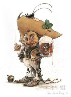 St. Patrick's Day-leprechaun