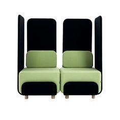 AREA modular seating | PLAN@OFFICE Low Back Sofa, Floor Chair, Comfy, How To Plan, Furniture, Home Decor, Interior Design, Home Interior Design, Arredamento