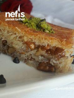 Çıtır Çıtır Tel Tel Cevizli Kadayıf Tatlısı - Nefis Yemek Tarifleri Iftar, Cheesesteak, Pasta, Ethnic Recipes, Desserts, Food, Tailgate Desserts, Deserts, Essen