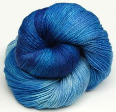 Yarn Love-- Forget Me Not