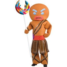 Shrek Gingerbread Warrior Xl