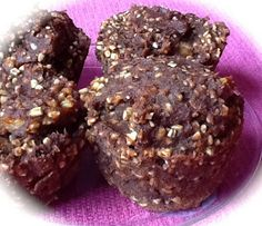 Pink-Vegan: Daniel Fast Pumpkin Spice Steel Cut Oat Muffins (DF, GF)