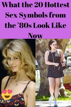 Remember the The hair was big, the music was rock, and the most popular movies weren't complete without a hot love interest. But what do they look like now?What the 20 Hottest Sex Symbols from the Look Like Now Most Popular Movies, Parenting Fail, Weird Facts, Super Funny, Crazy Funny, Funny Fails, Funny Moments, Fashion Beauty, Fashion News