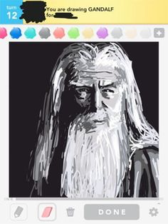 OMG  NO WAY?? this is awesome! People are getting crazy with DrawSomething....