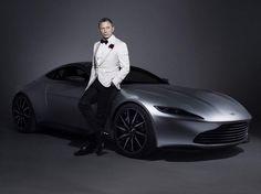 James Bond's Aston Martin DB10 sells for £2.43 million  , - ,   James Bond's Ast...