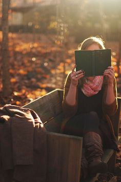 ..City or state parks great reading places