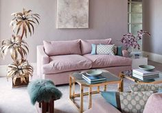 How to Keep the Summer Vibes Going at Home All Year Round, Laurel & Wolf, via Song of Style