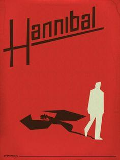 Richard Armitage as Francis Dolarhyde in Hannibal (2015) Fan Art