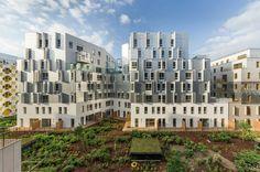 Gallery - Calberson Housing S2 / Atelier d'Architecture Brenac-Gonzalez - 10