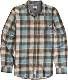 VOLCOM WANTON FLANNEL > Mens > Clothing > Shirts & Flannels | Swell.com