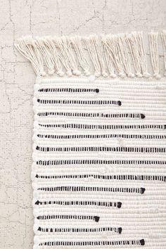 Plum & Bow Connected StripeRag Rug