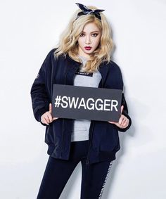 HyunA Gets Sporty For Clriden Fall/Winter 2015 Lookbook - http://imkpop.com/hyuna-gets-sporty-for-clriden-fallwinter-2015-lookbook/
