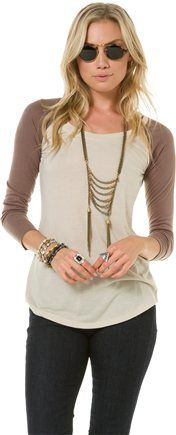 baseball tee and some accessories...cutesie chill tomboy look