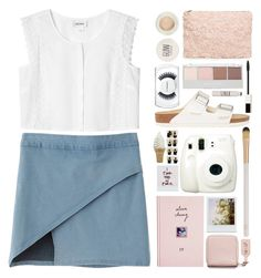 """""""♢ #414 ♢"""" by ana-valery22 ❤ liked on Polyvore featuring Chicnova Fashion, ASOS, Acne Studios, Monki, Fuji, Birkenstock, Witchery, MAC Cosmetics, Eve Lom and Une"""