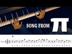 Song from π!  by a SongScout: Pi Day is celebrated every year on March 14th, 3/14. 'In 2015, however, this is of special significance as the first 10 digits of π will be represented by the date and the time on 3/14/15 at 9:26:53AM. The same second will also contain a single instant where every digit will be represented.' #Pi #Song