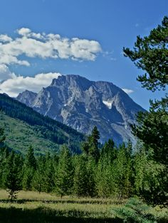 Grand Tetons - Absolutely breathtaking!
