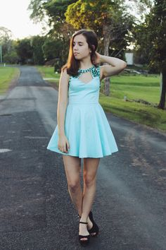 pretty teen dress