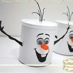 Olaf, High Tea, Canisters, Disney Frozen, Snoopy, Mugs, Tableware, Winter, Christmas