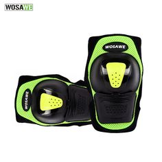 WOSAWE Support Protection Knee Pads Protector Brace Moto Racing Skiing Skating Extreme Sports Protective Gear Sports Safety