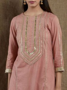Salwar Neck Designs, Neck Designs For Suits, Kurta Neck Design, Sleeves Designs For Dresses, Dress Neck Designs, Stylish Dress Designs, Kurta Designs Women, Sleeve Designs, Blouse Designs