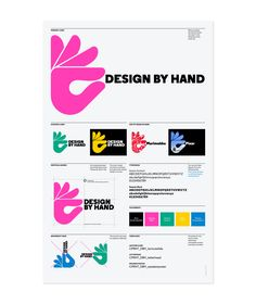 OCD – Design By Hand – Guidelines