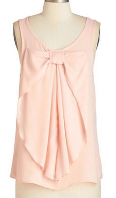 lovely top with a sweet bow http://rstyle.me/n/wjc4spdpe
