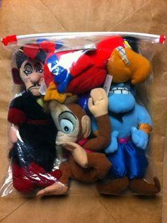 Beanie Baby Disney - from Aladdin  The Genie 0952476b9ee9