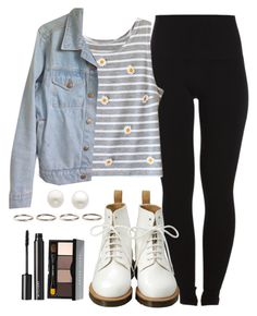 """""""~Help Our Souls Tonight~"""" by noellexox ❤ liked on Polyvore featuring Pieces, American Apparel, Dr. Martens, Reeds Jewelers, Bobbi Brown Cosmetics, Witchery and Henson"""