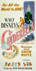 A fairy tale truth: good things come to people who learn to be good without good things. Cinderella-disney-poster